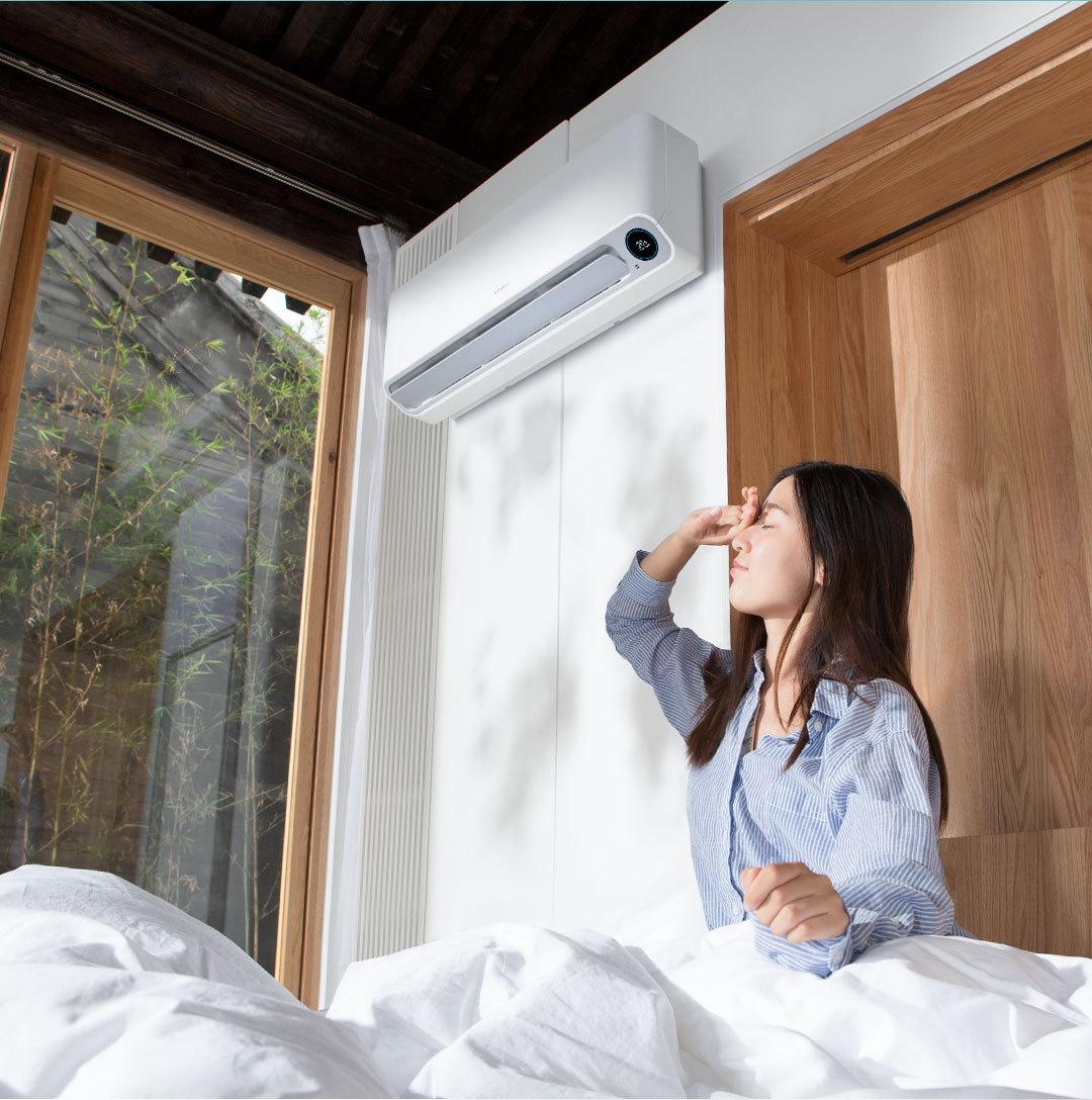 Бесшумные кондиционеры для спальни и дома