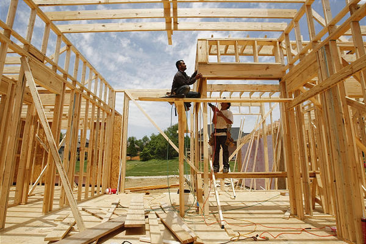 Поэтапное строительство дома своими руками