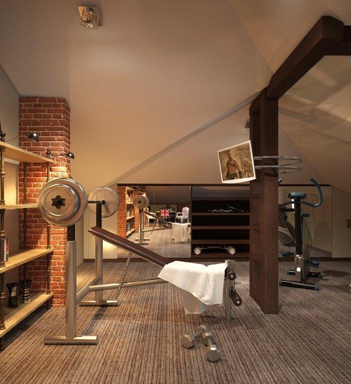 Как на чердаке сделать жилую комнату своими руками