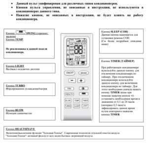 Обзор кондиционеров Euronord: коды ошибок, сравнение мобильных моделей и сплит-систем